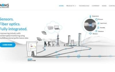 Feature Web Design Project – AOMS Technologies