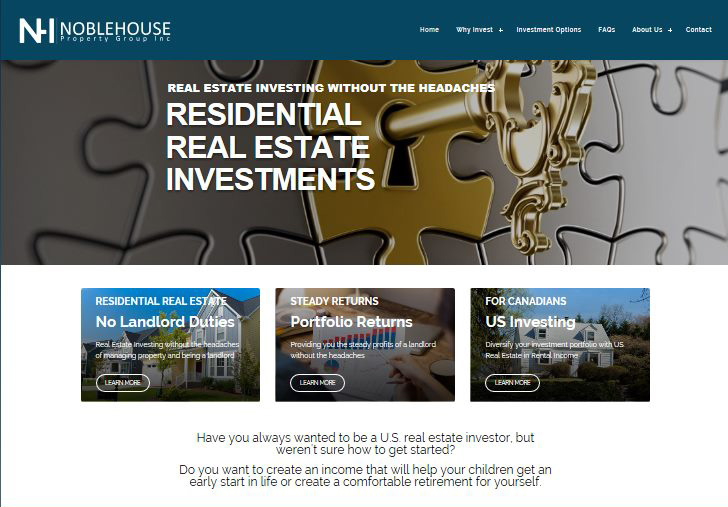 Noble House Property Group