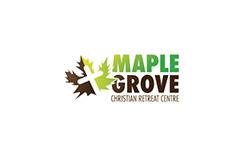 Maple Grove Logo design