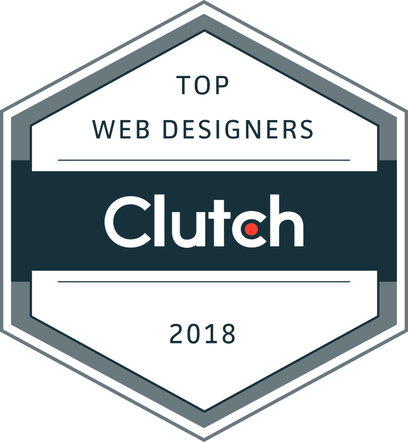 The Story Featured as a Top Web Designer on Clutch & Visual Objects