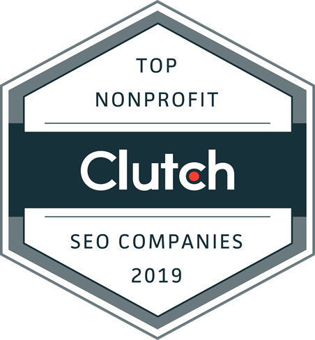 The Story Makes A Difference: Clutch Names Our Agency an Industry Leader For Non-Profit SEO
