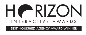 Horizon Interactive Distinguished Award Winning Agency