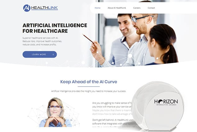 AIHealthLink-home