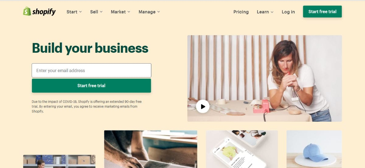 Shopify Feature Image