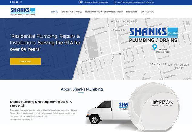 Shanks Plumbing